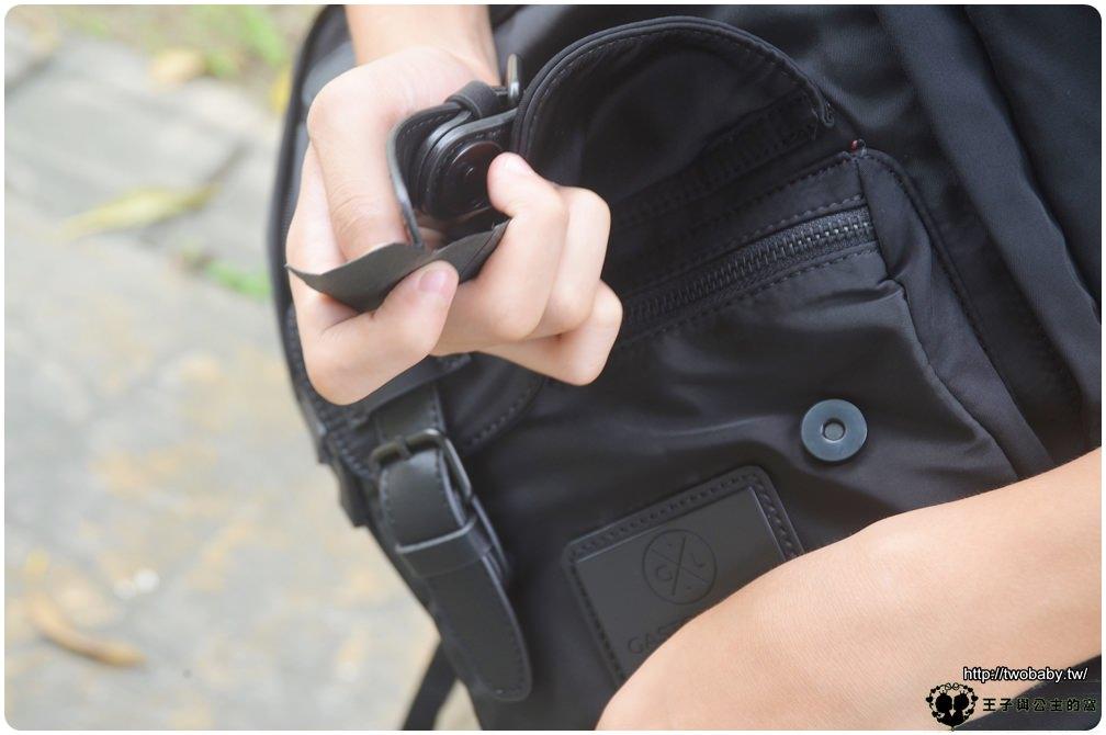 宅配好物-背包推薦 書包、電腦包、休閒包 瑞典斯德哥爾摩背包品牌 GASTON LUGA -BITEN 15吋 經典黑1