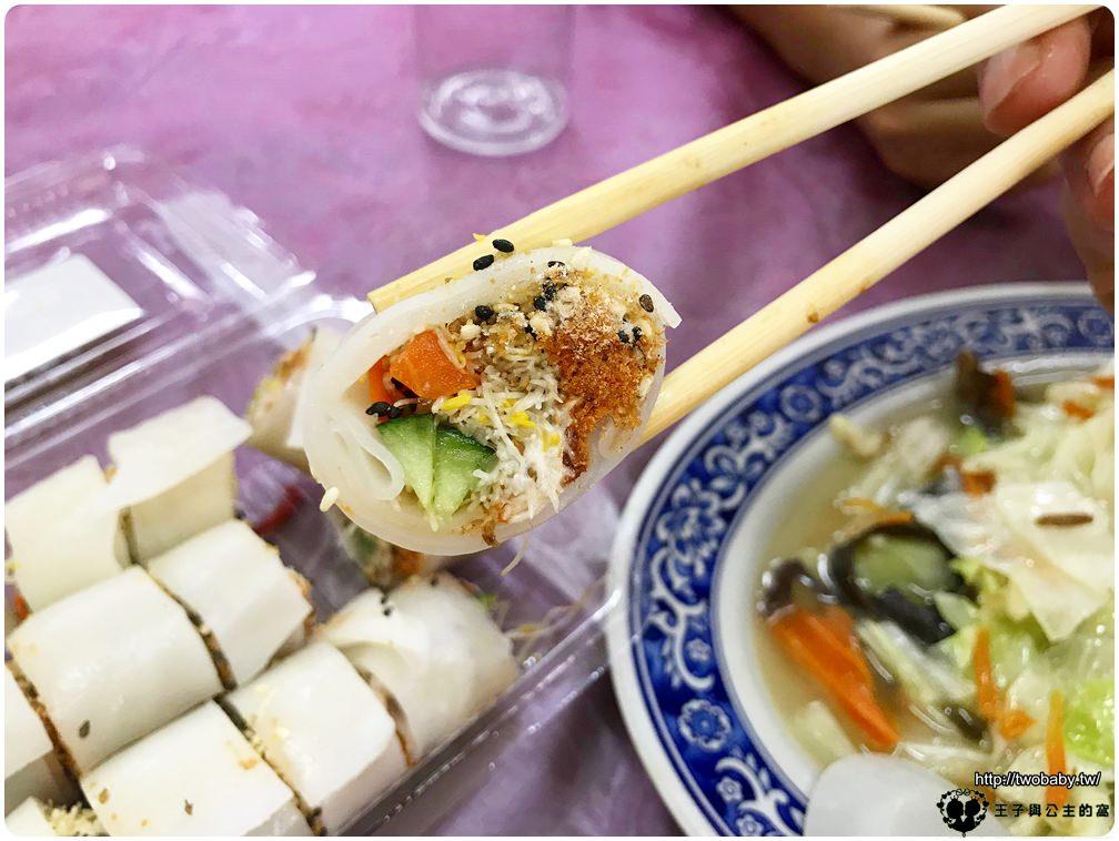 高雄美濃美食|美濃庄粄條-美濃莊粄條壽司超獨家 美濃莊粄條總廠 在地客家美食 還能參觀工廠跟DIY