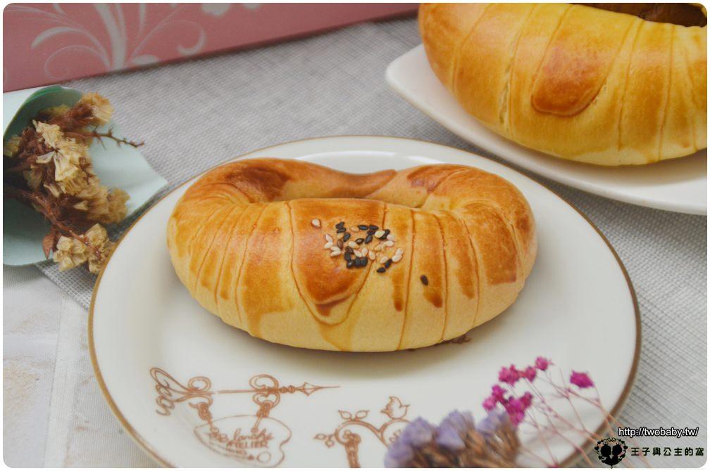宅配美食|台中夯牛角 真味上品牛角麵包系列 一盒6入