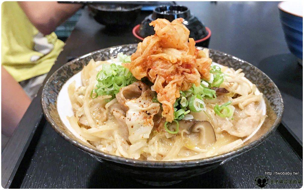 雲林美食|斗六日式料理|斗六丼飯|元野日式食堂 平價的定食套餐可以吃超飽的