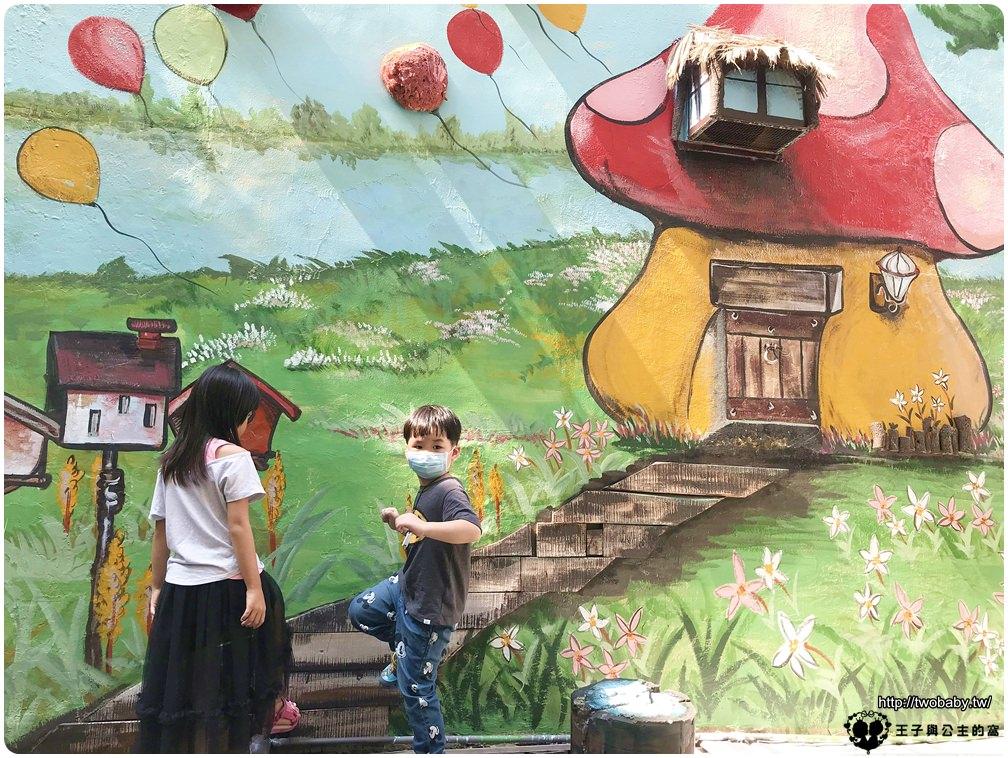 台中景點|審計新村-審計368新創聚落 手創美食市集 包含文青與藝文的聚落