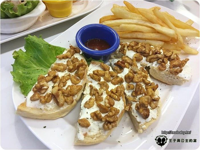 HB&P 美式餐廳-原味奶油起司貝果