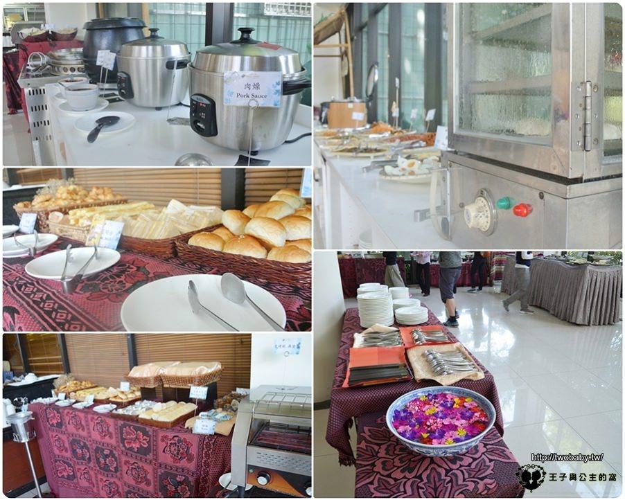 楓樺台一渡假村早餐