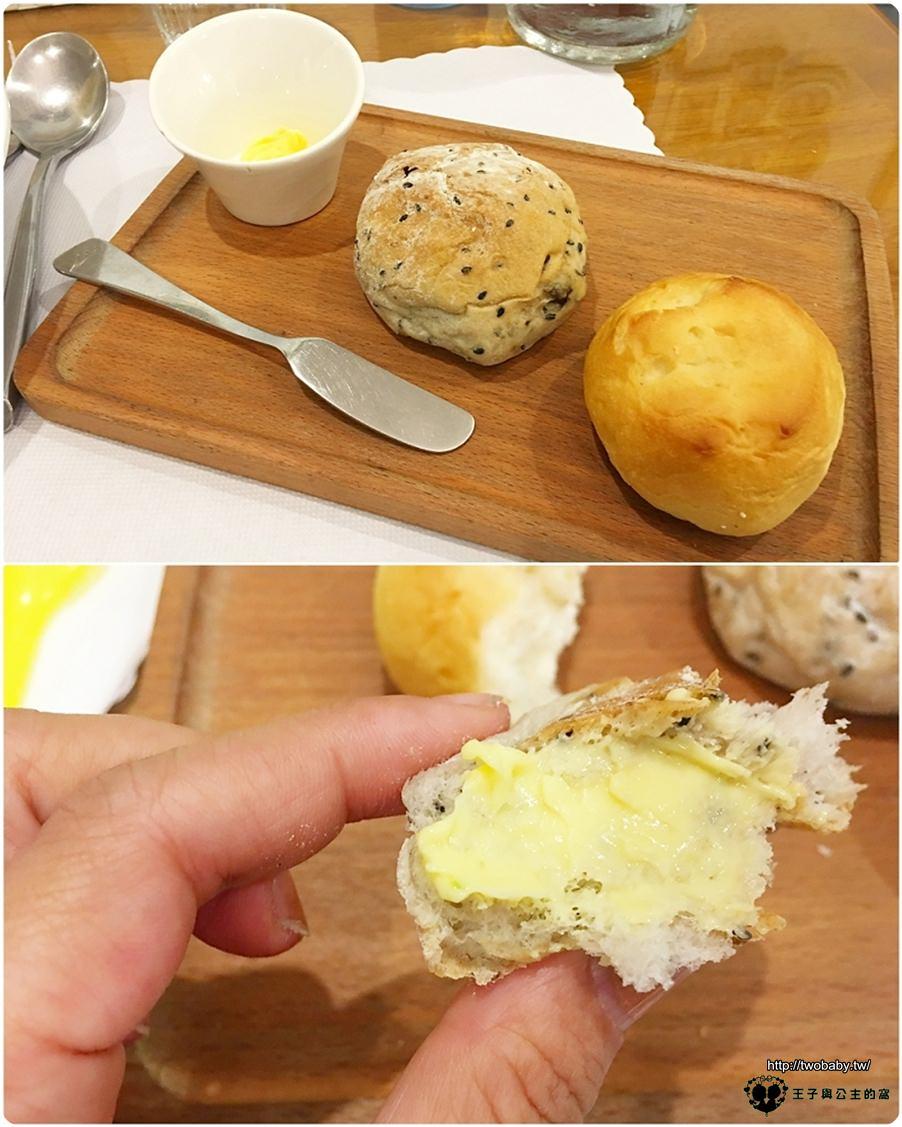吉兒義式花園餐廳-吉兒花園麵包
