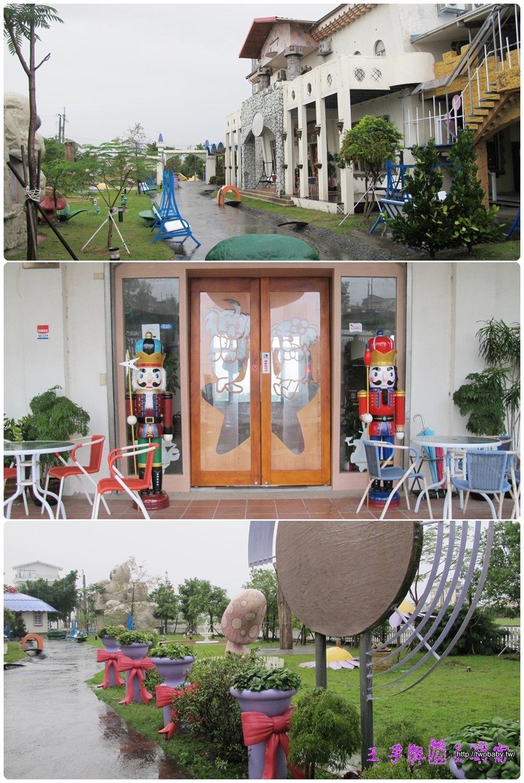 宜蘭住宿 城堡民宿-娃娃國度假民宿