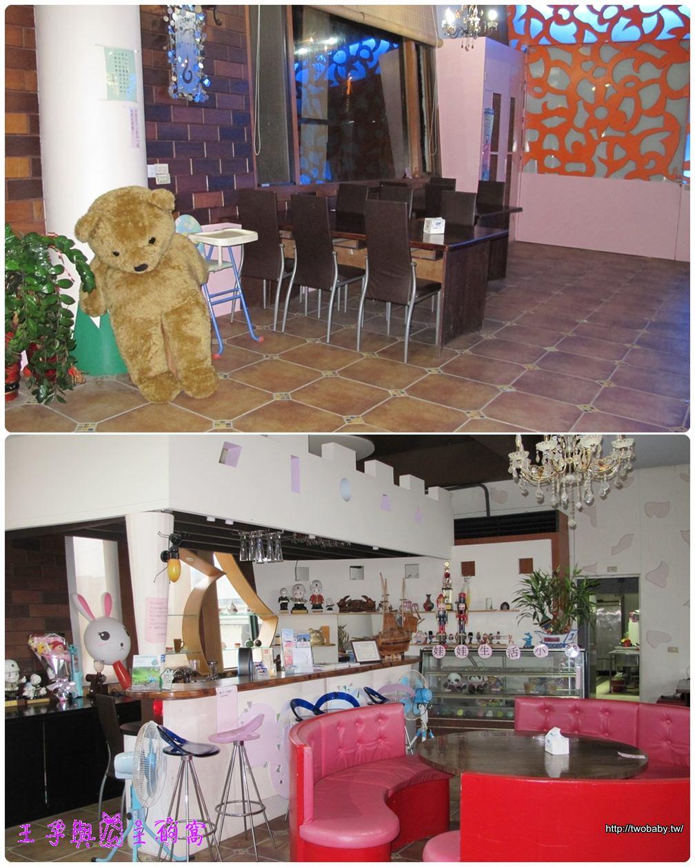 宜蘭住宿|城堡民宿-娃娃國度假民宿