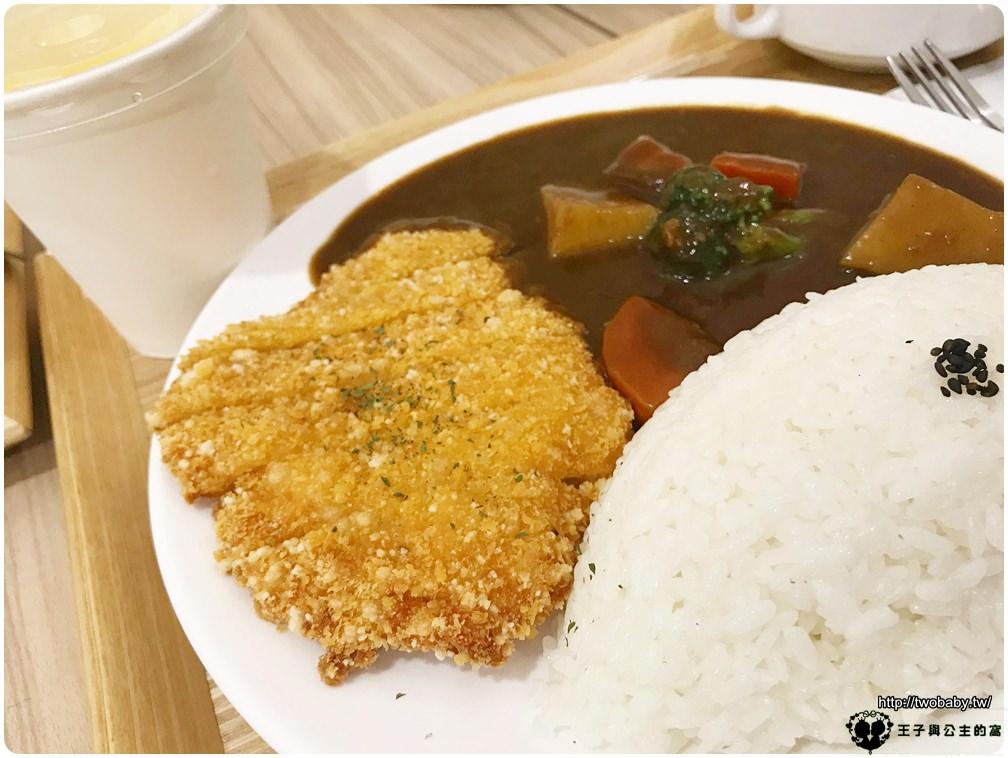 雲林斗六美食|微笑咖哩-微笑咖喱斗六店 有菜單