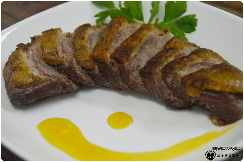 經典鴨胸食譜簡單做 經典法式香煎鴨胸佐橙醬