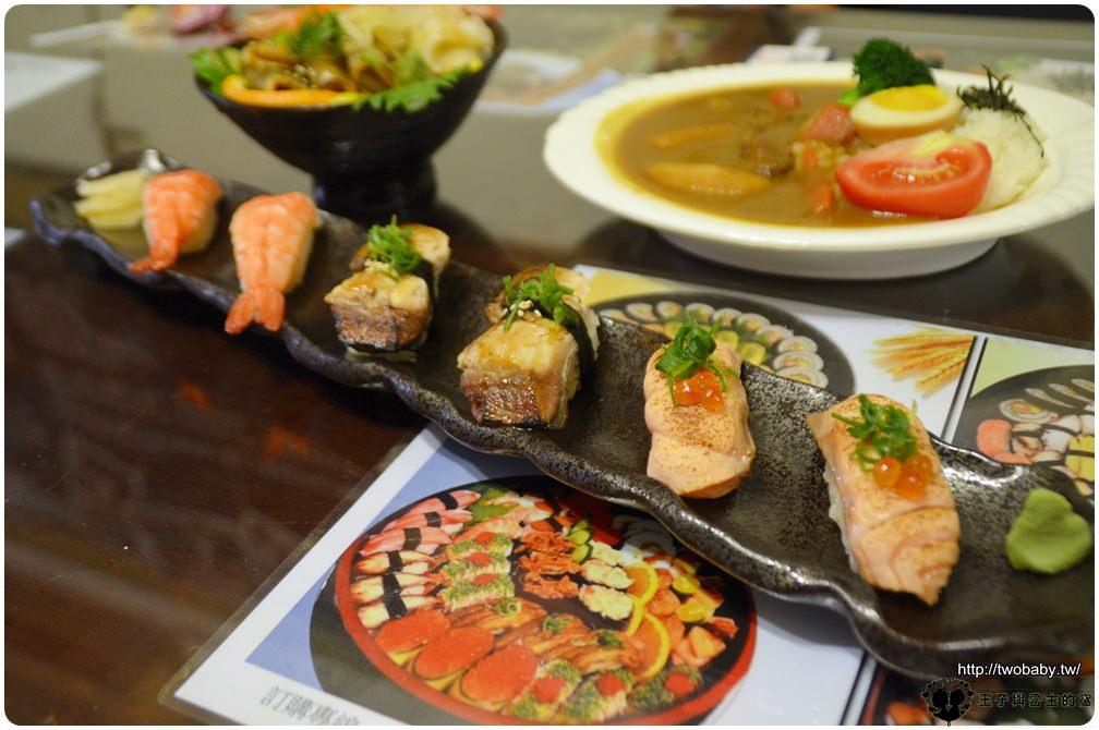 台南夜市美食-台南東區丼飯|有希諾壽司 原吉野壽司 高CP值的日本料理