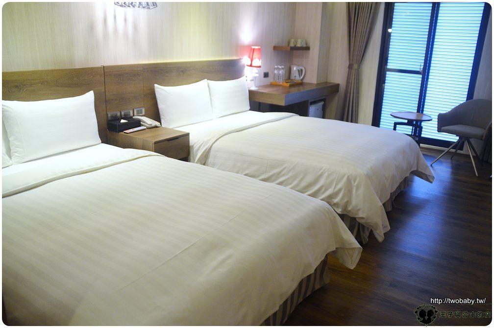 嘉義住宿推薦 蘭桂坊花園酒店 文化路夜市旁-超有品味的精品酒店