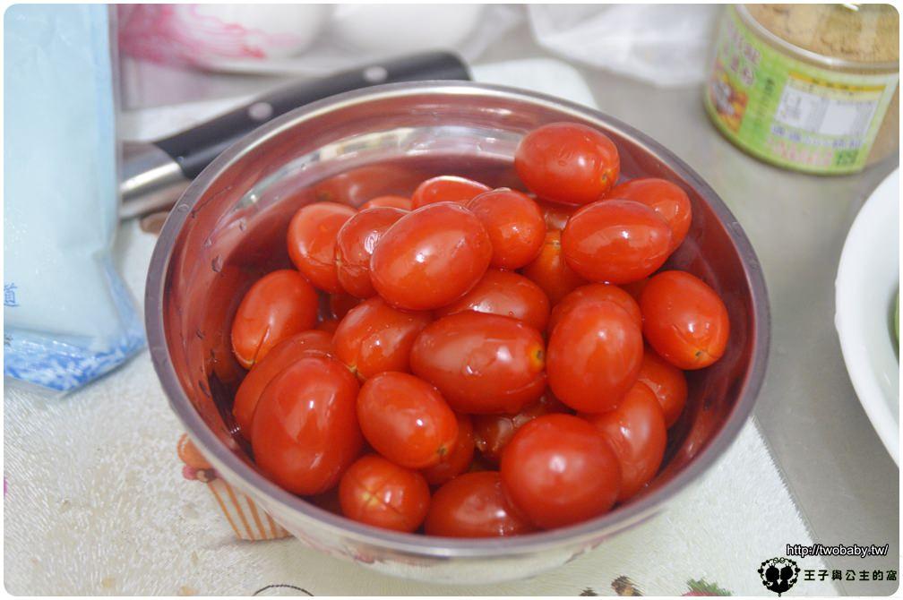 番茄食譜|超簡單 甘梅漬番茄 不用梅子也能做出梅汁番茄(冰釀番茄)
