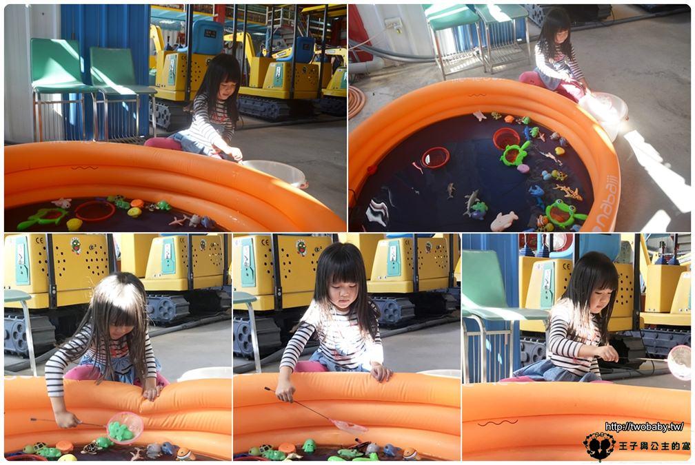 台中親子遊行程 台中親子景點室內-9453西瓜親子童樂會 中部親子遊樂園/台中小朋友挖土機
