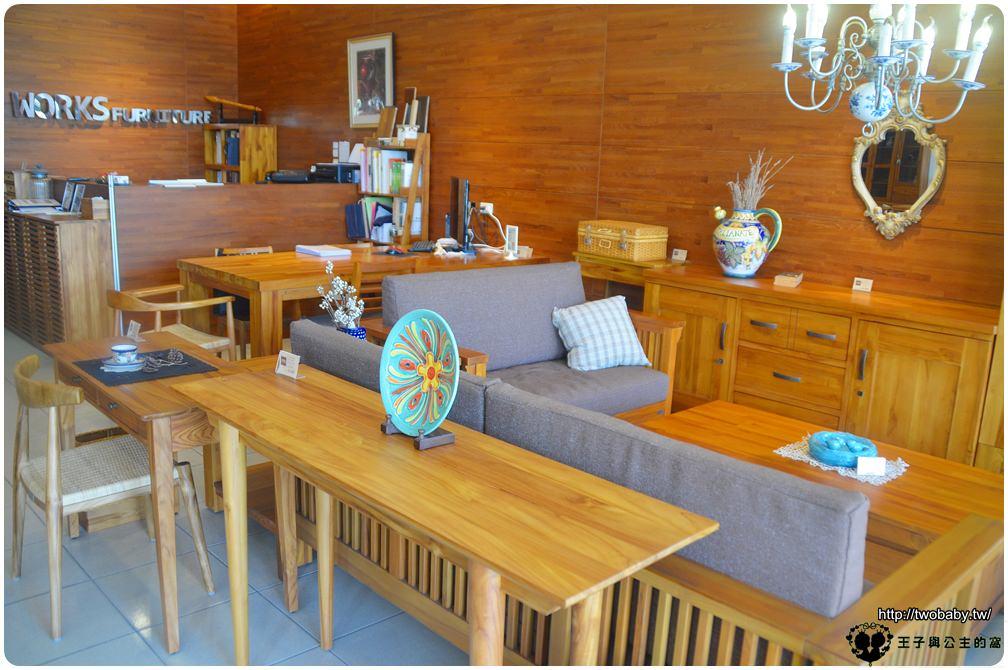 嘉義原木家俱推薦|歐克斯柚木 擁有自己的木工廠-台灣本土綠色家俱 想要室內設計裝潢都沒問題