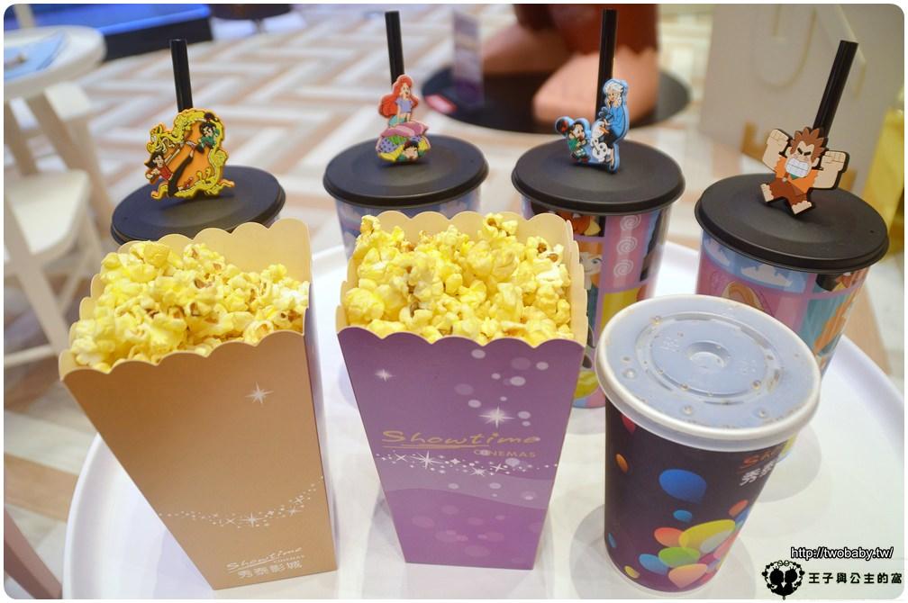 台中東區台中電影院|台中秀泰影城|來迪士尼廳當公主-無敵破壞王2 網路大暴走