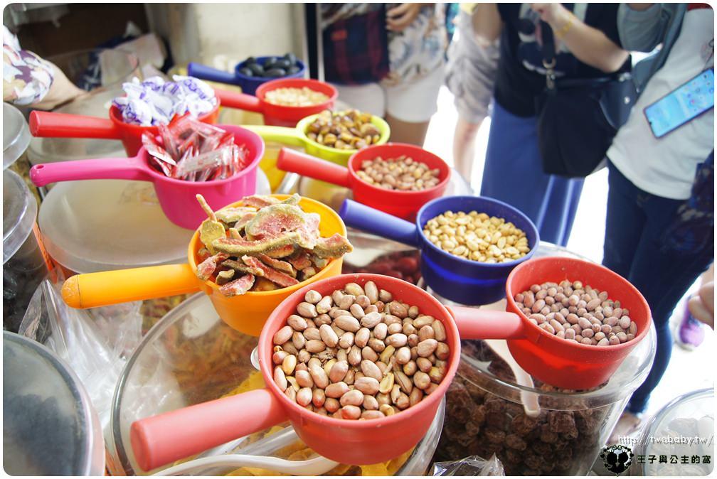 艋舺美食|三水食品花生行 祖傳三代的花生蜜餞就是好吃