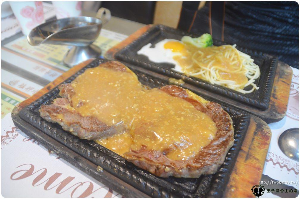 艋舺美食|艋舺牛排館-CP值超高的平價牛排 就在台北萬華艋舺夜市 吃牛排還可以做公益
