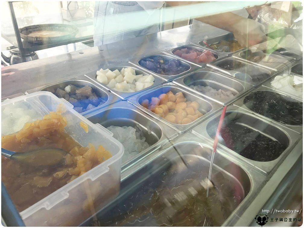 嘉義甜點-嘉義美食 老師傅百年手作粉粿冰-嘉義彩虹粉粿 手工現做好味道