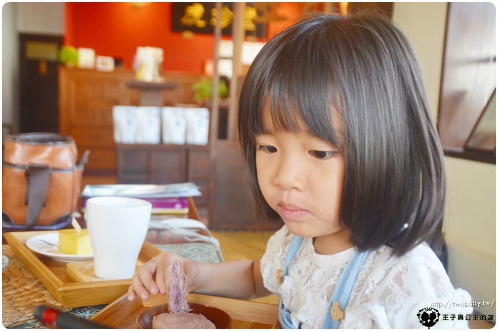 雲林伴手禮|虎珍堂本舖-地瓜糕點專賣店 還可以坐下來好好品嚐下午茶,在地食材在地美食