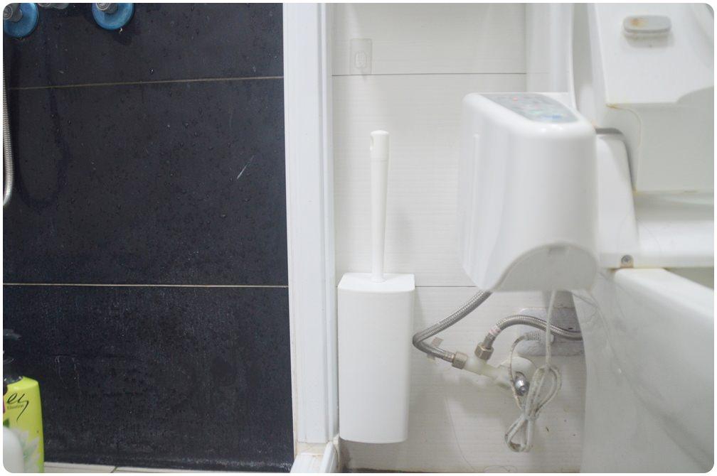 宅配好物|7Nice、大掃除清潔推薦|居家清潔組(彈力拖把+省空間馬桶刷+簡約生活擦拭布)