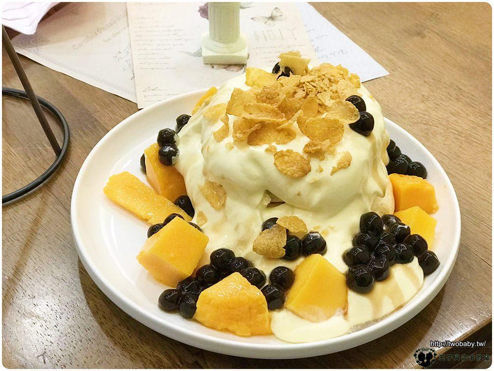 雲林甜點|王子神谷日式厚鬆餅-虎尾店 好吃的舒芙蕾、泡芙 也是虎尾在地伴手禮