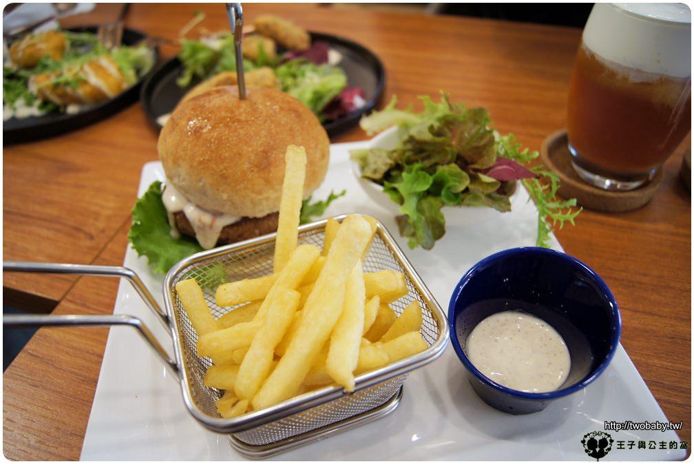 台中美食|蔬食/素食| VegFarm 無國界蔬食餐廳 顛覆對蔬食的想像-嗜肉者也喜歡的無肉飲食