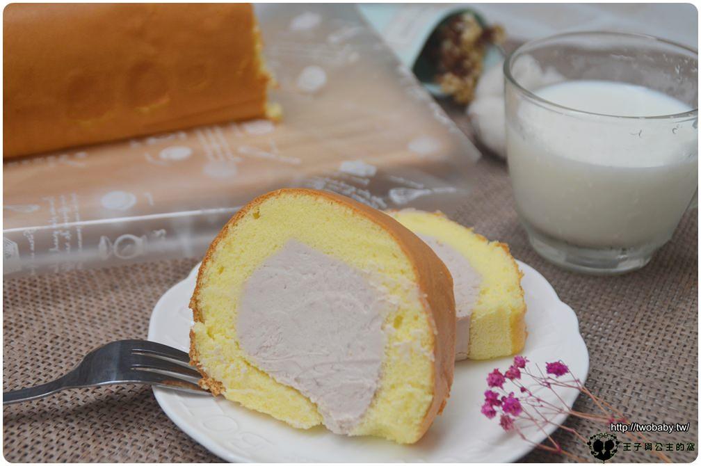 宅配美食  真味上品 芋泥捲 芋頭控最愛的芋泥蛋糕就在這