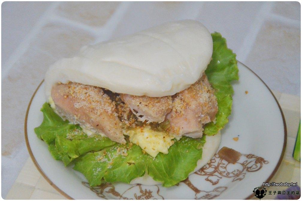 食譜|麻油雞胸肉蛋沙拉割包 清爽快速營養早餐之1 媽媽愛心早餐 簡單方便上桌